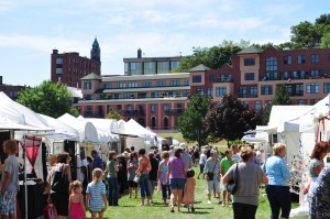 A stroll through Art on the Rocks 2012.
